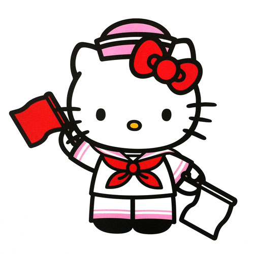 hello kitty kobe